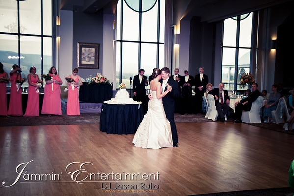 Chestnut Ridge Wedding-Sarah and Mark-DJ Jason Rullo