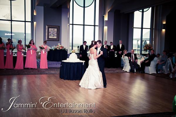 Chestnut Ridge Wedding-Sarah and Mark-DJ Jason Rullo