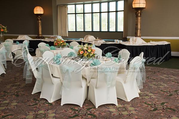 Chair Cover Services-Chestnut Ridge Resort