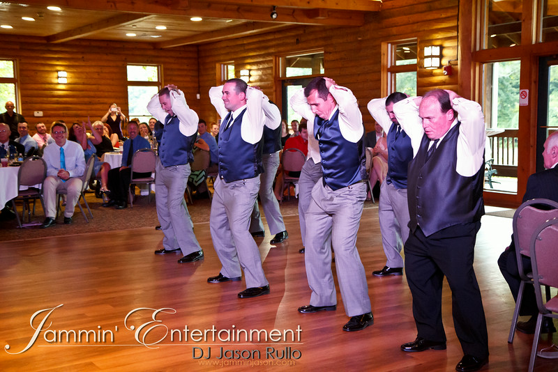 Wedding Reception Flash-Mob